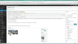 Image Editing with WordPress 3.9